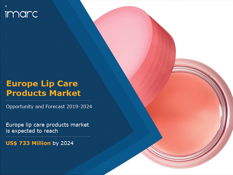 Europe Lip Care products market