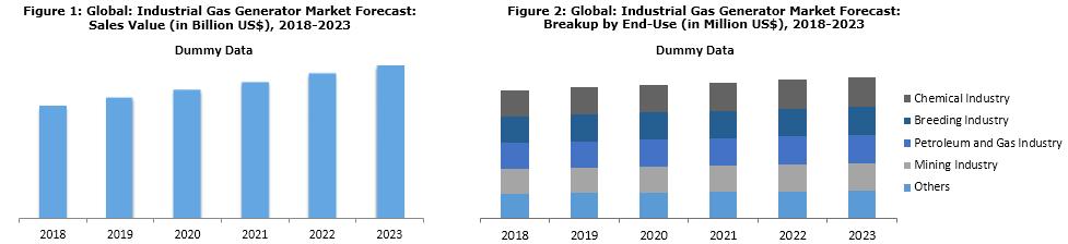 Industrial gas generator market size