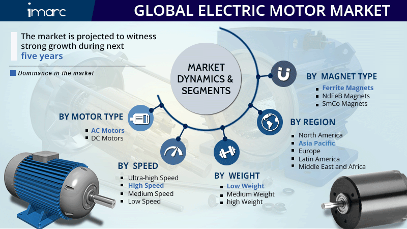 Electric Motor Marker Report