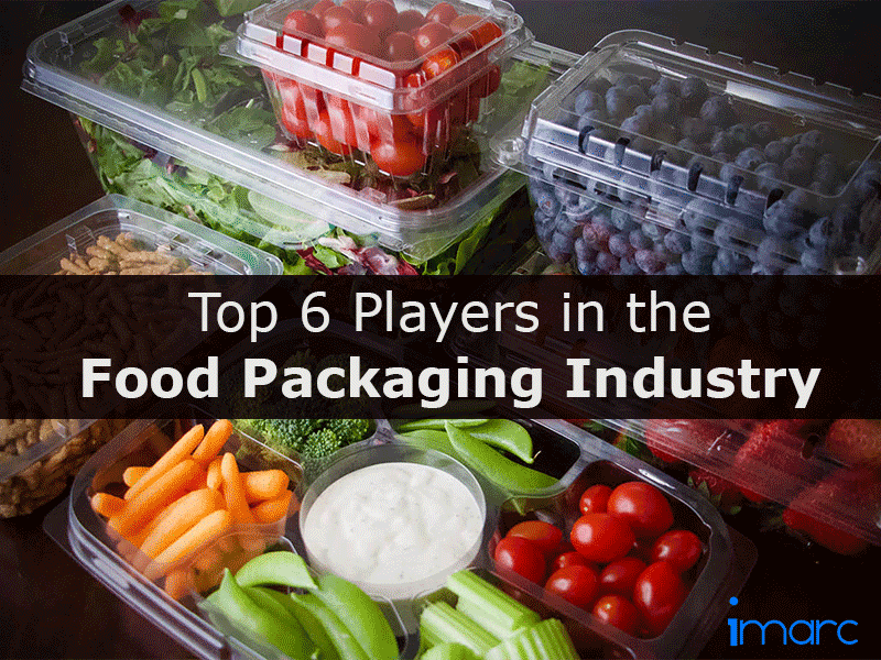 top food packaging industry manufacturers