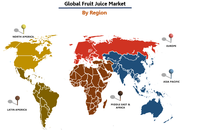 Fruit Juice Market Size, Share, Growth, Trends and Analysis 2019-2024