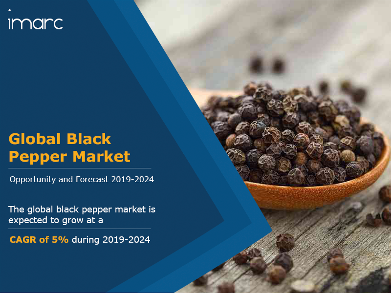 Black Pepper Market Size, Share, Price Trends & Forecast