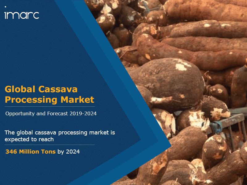 Cassava Processing Industry Report, Trends and Forecast 2019
