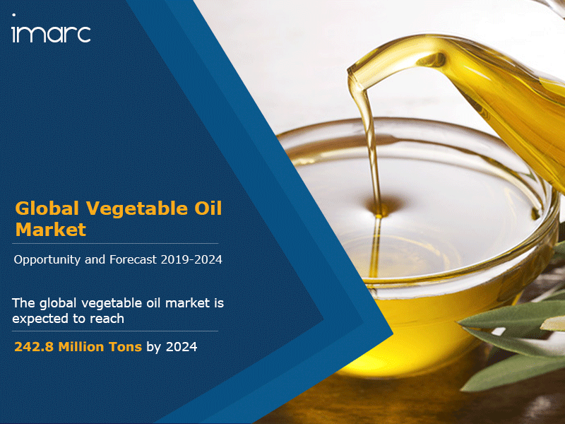 Global Vegetable Oil Market Forecast
