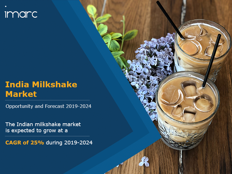 Indian Milkshake Market Report