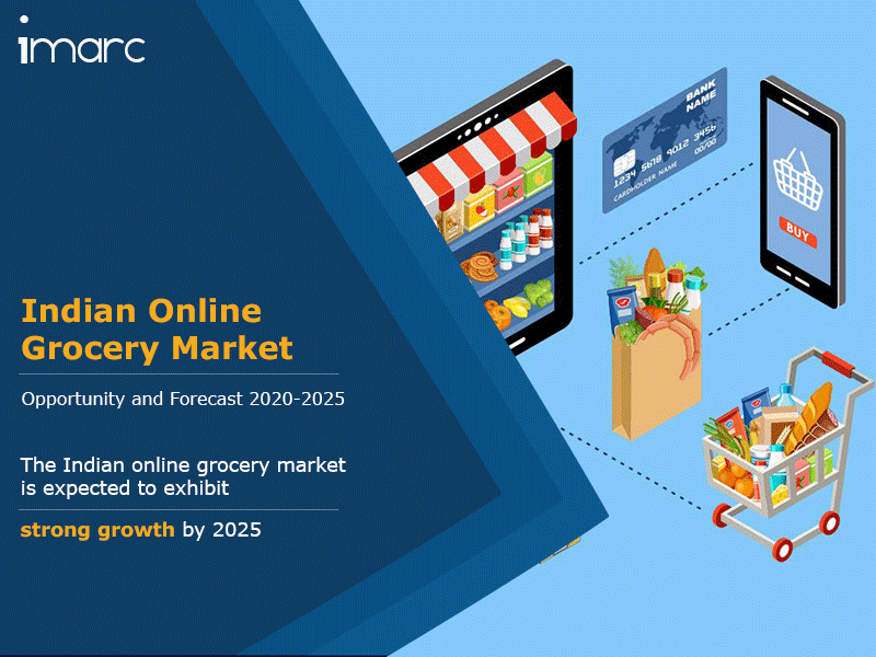 Indian Online Grocery Market