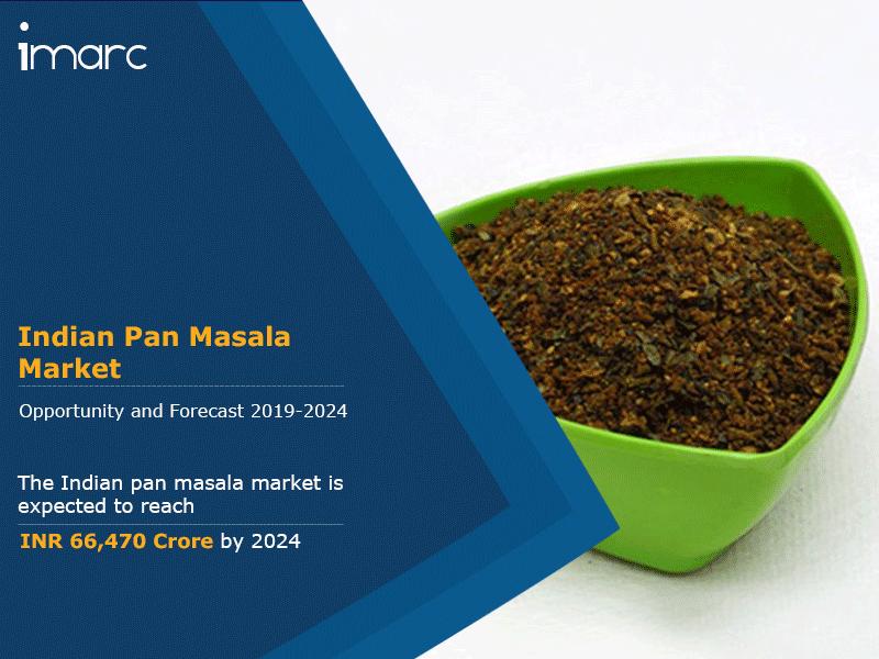 Indian Pan Masala Market Report Forecast