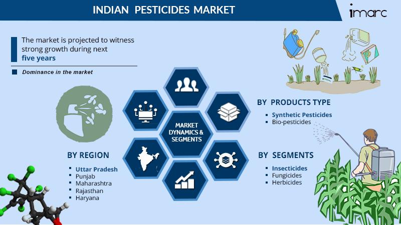 Indian Pesticide Market Size Report