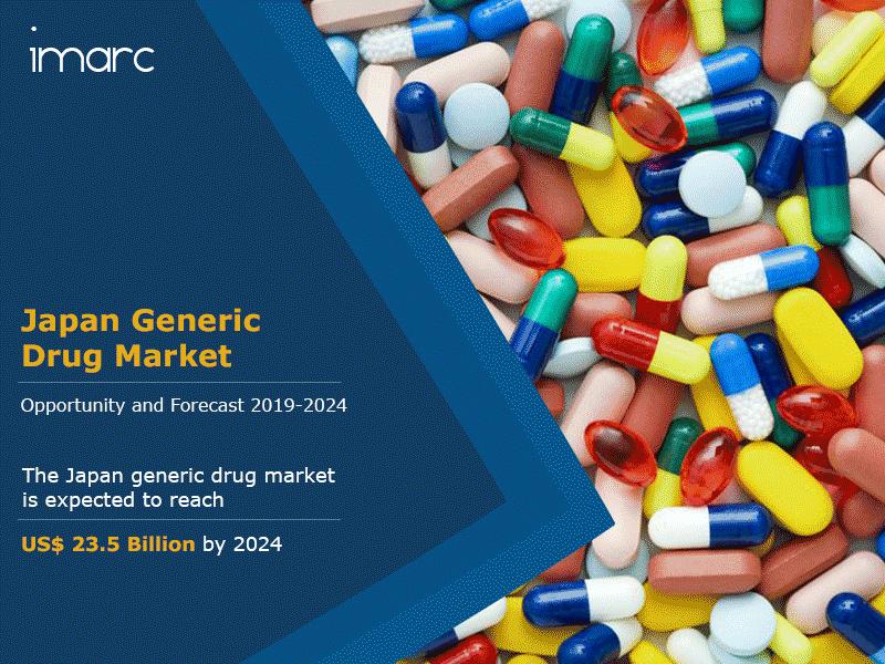 Japan Generic Drug Market Trends