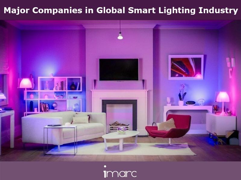 list of major smart lighting companies in 2019