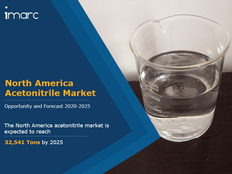 North America Acetonitrile Market