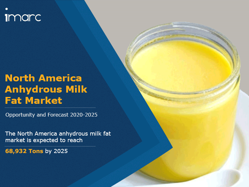 North America Anhydrous Milk Fat Market
