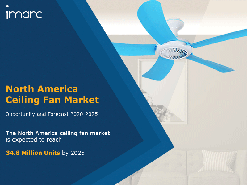North America Ceiling Fan Market
