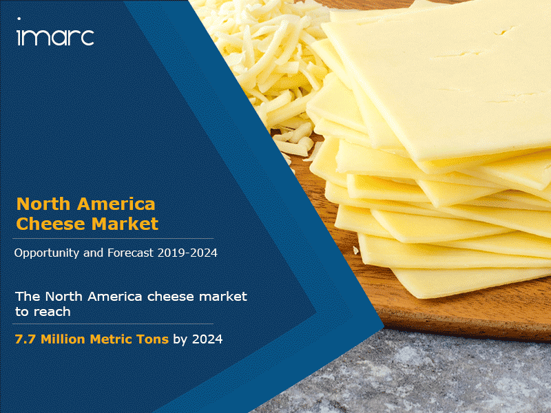 North America Cheese Market: Industry Trends and Forecast