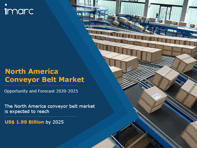 North America Conveyor Belt Market