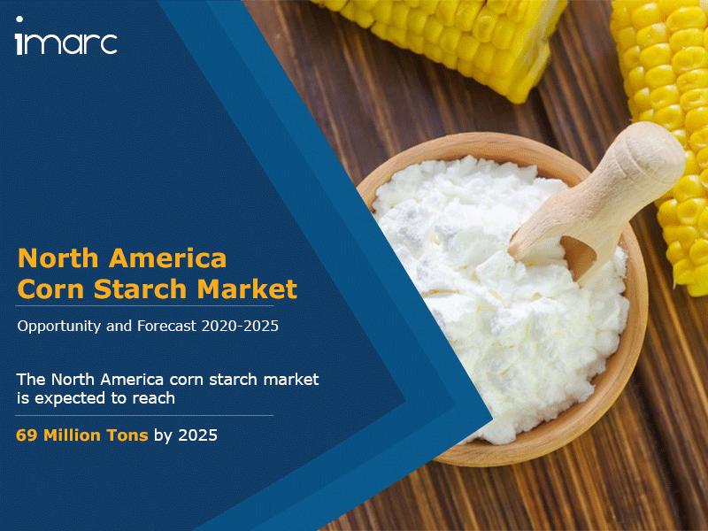 North America Corn Starch Market