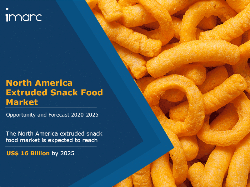 North America Extruded Snack Food Market