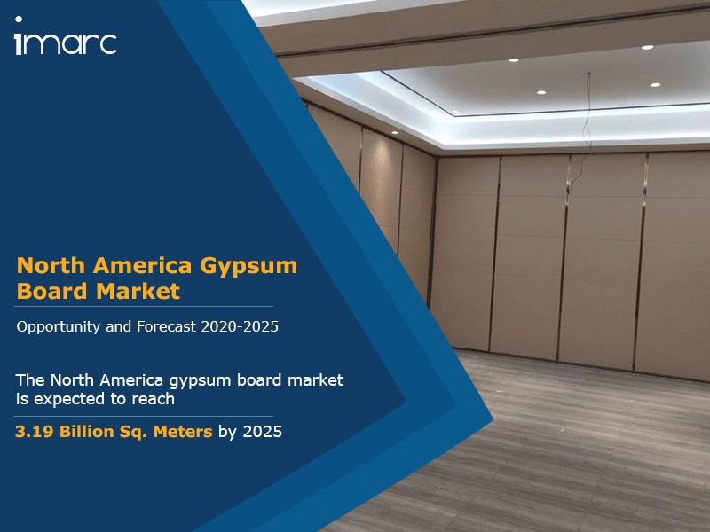 North America Gypsum Board Market
