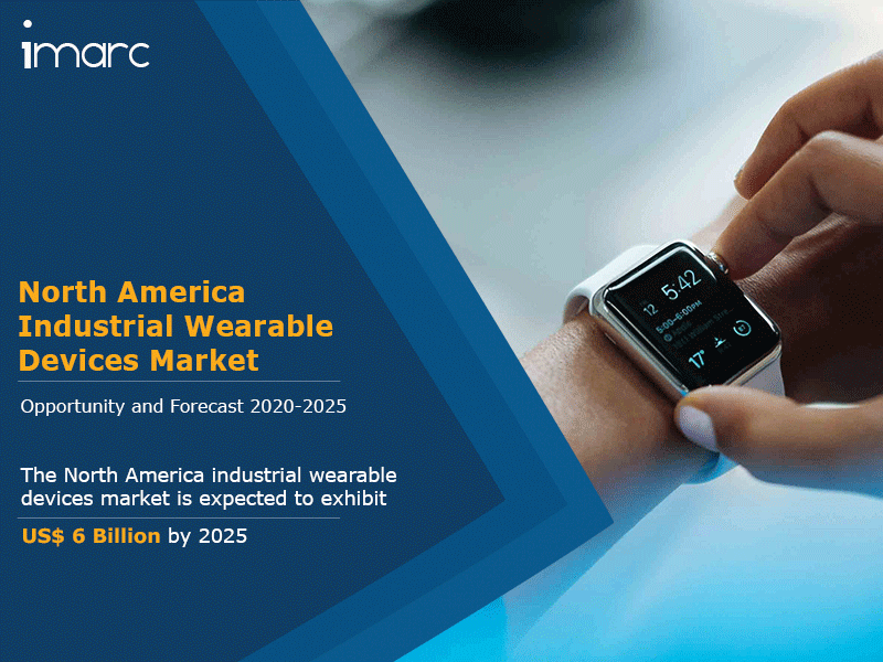 North America Industrial Wearable Devices Market