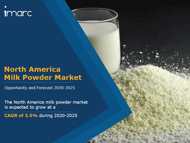 North America Milk Powder Market
