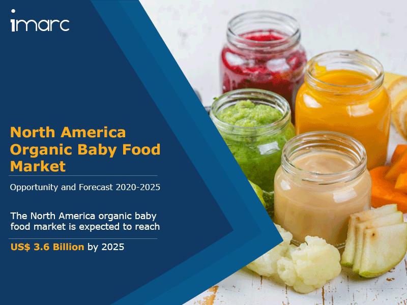 North America Organic Baby Food Market