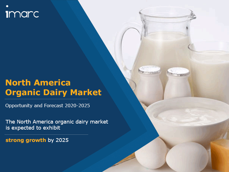 North America Organic Dairy Market