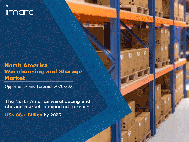 North America Warehousing And Storage Market