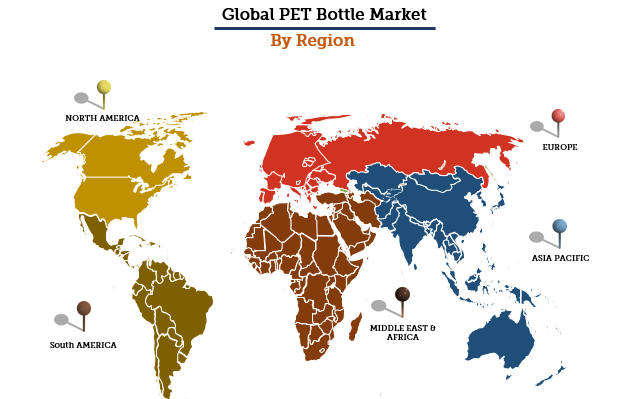 Pet Bottle Market by Region