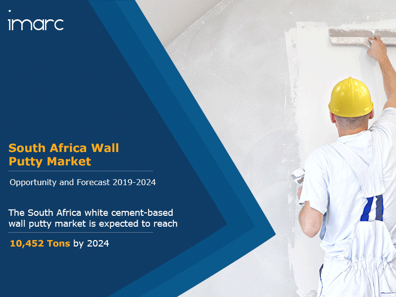 South Africa White Cement Based Wall Putty Report.