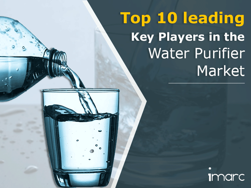 Top 10 Leading Key Players in the Water Purifier Market