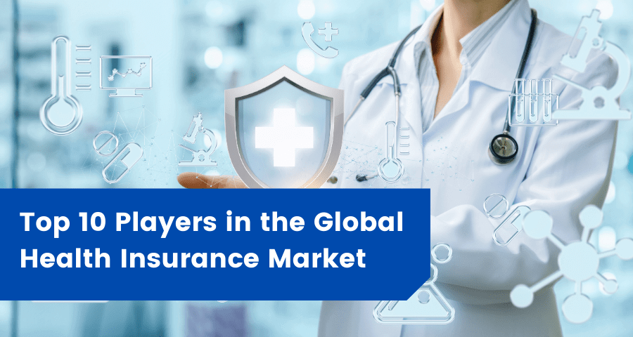 Top 10 Health insurance keyplayers