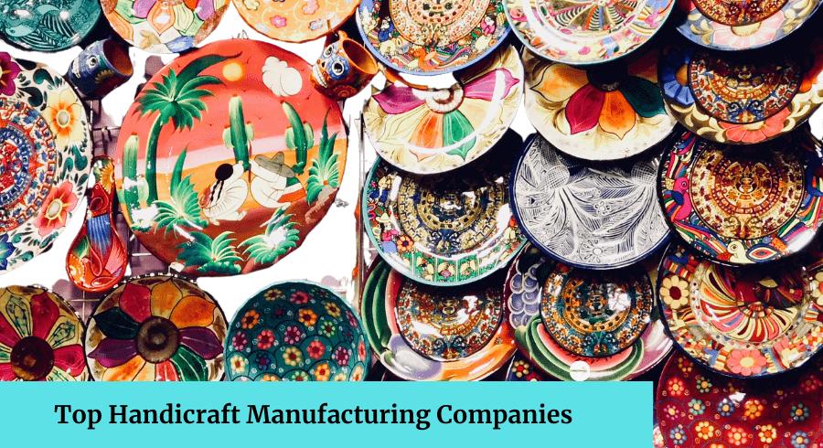 top handicraft companies