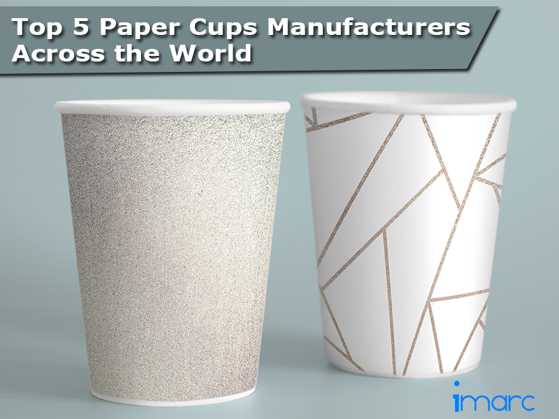 List of Top Paper Cups Manufacturers
