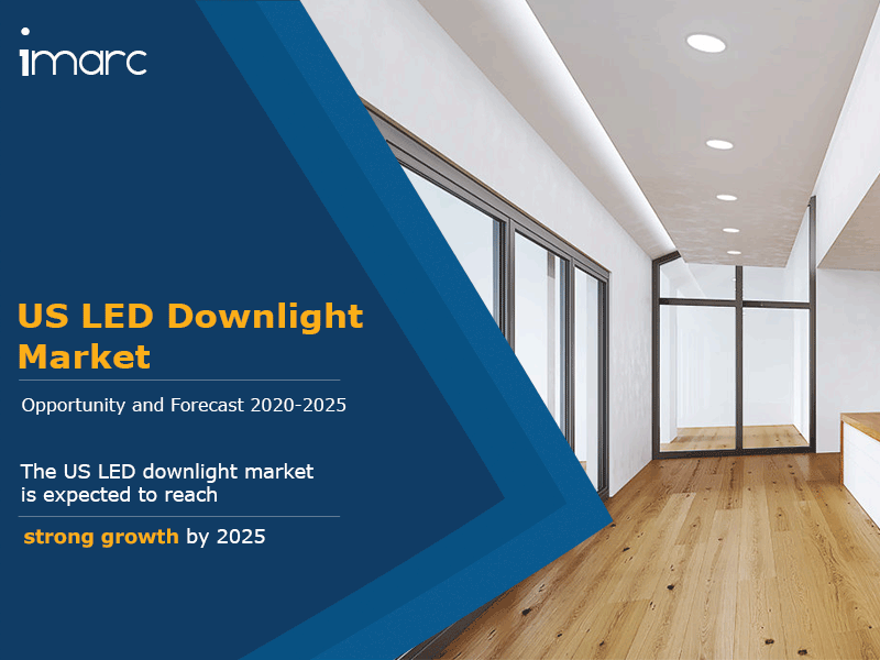 US LED Downlight Market