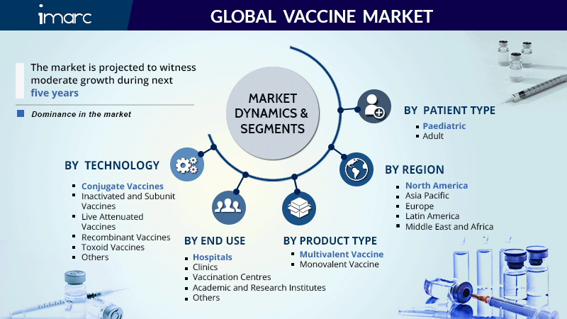 Vaccine Market Share Report